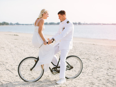 Chase + Bethany San Diego Beach Wedding