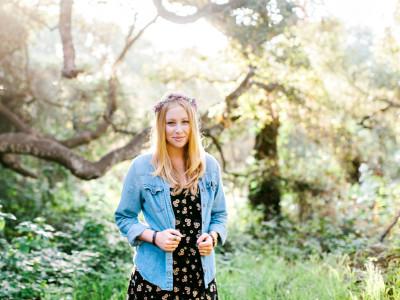 Emily San Luis Obispo Senior Portraits