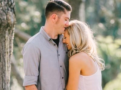 Kyle + Megan's San Diego Engagement