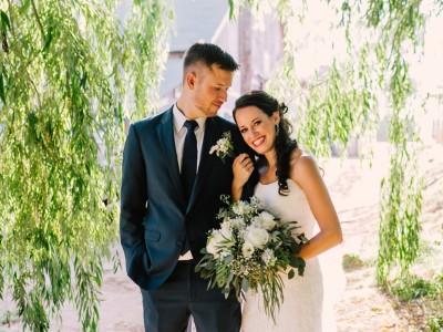 Cory + Katherine Quail Haven Farm Wedding