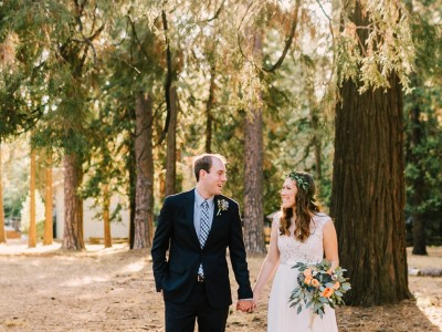 Jake + Ashley California Mountain Wedding