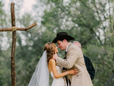 Alex + Kristen's Miraposa Country Wedding