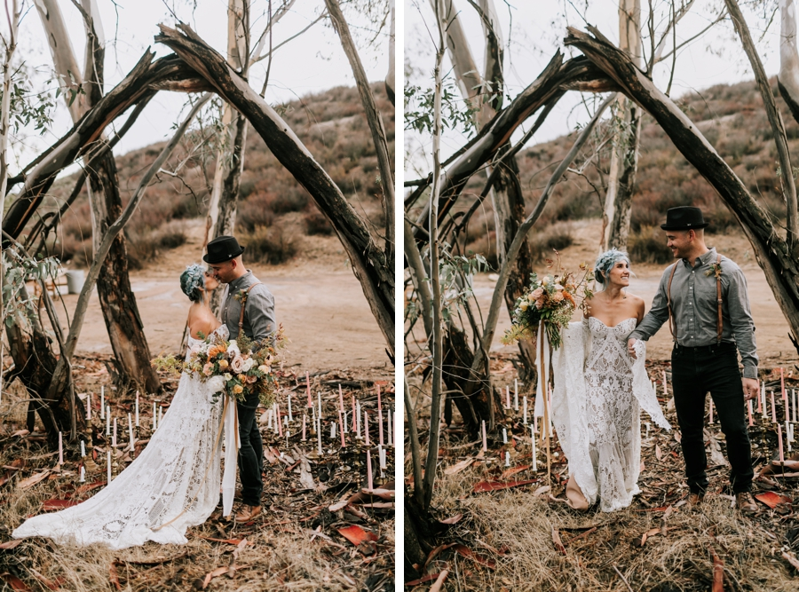 Wolf Feather Honey Farm Vow Renewal Michelle Lillywhite