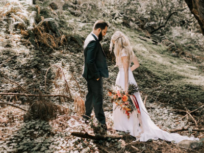Tanner + Mary Muir Woods Elopement
